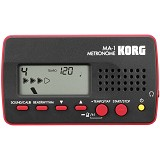 KORG Metronome [MA-1] - Black Red - Metronome Digital
